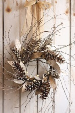 natural+rustic+christmas+decor