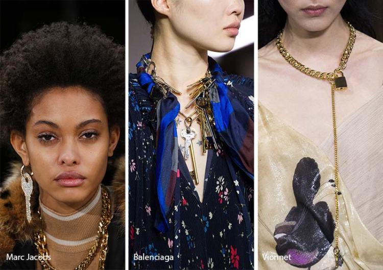 fall_winter_2017_2018_jewelry_accessories_trends_key_lock_jewelry_pieces