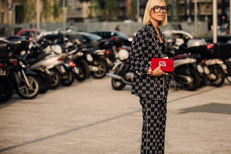 The Best Street Style From Milan FashionWeek