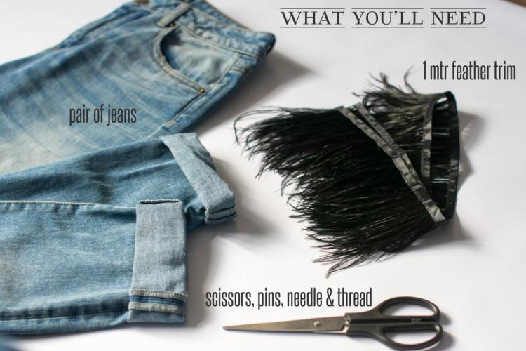 EJSTYLE-DIY-Ostrich-feather-trim-jeans-customise-jeans-what-youll-need.jpg