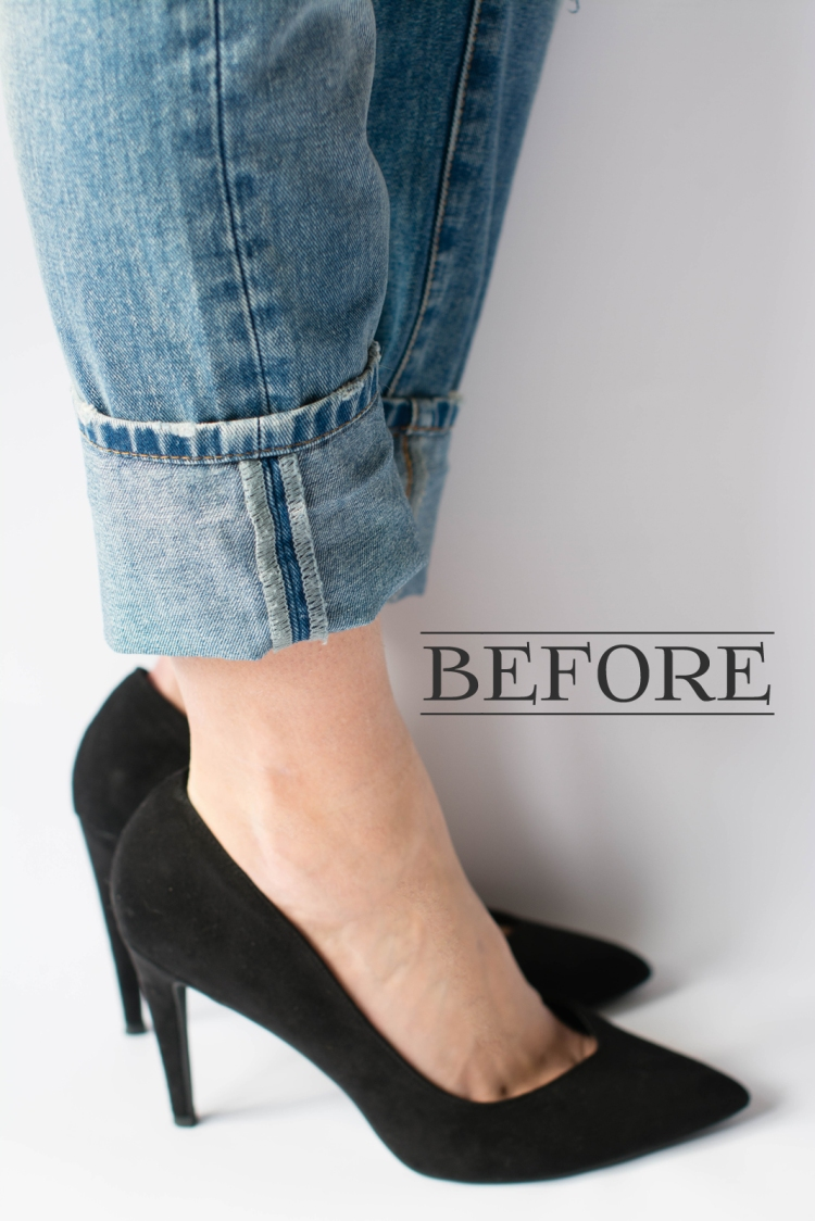 EJSTYLE-Feather-jeans-DIY-before